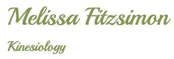 Melissa Fitzsimon